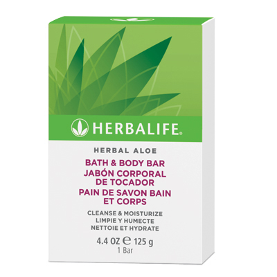 Herbal Aloe Sapun de baie