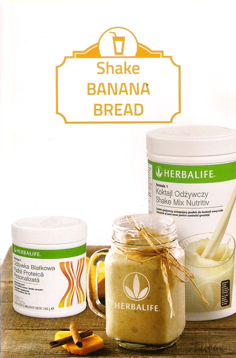 Shake BANANA BREAD