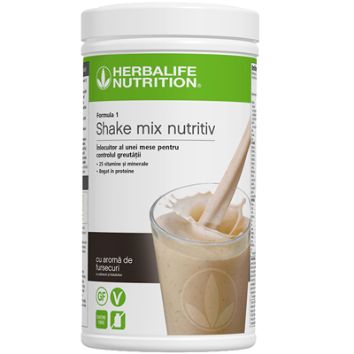 Herbalife  Formula 1 Cookie Crunch - shake mix nutritiv