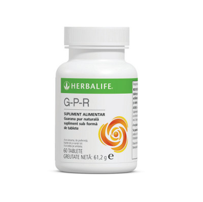 Herbalife GPR - tablete de guarana