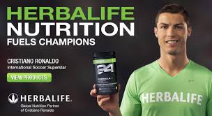 Ronaldo agrees five-year Herbalife endorsement
