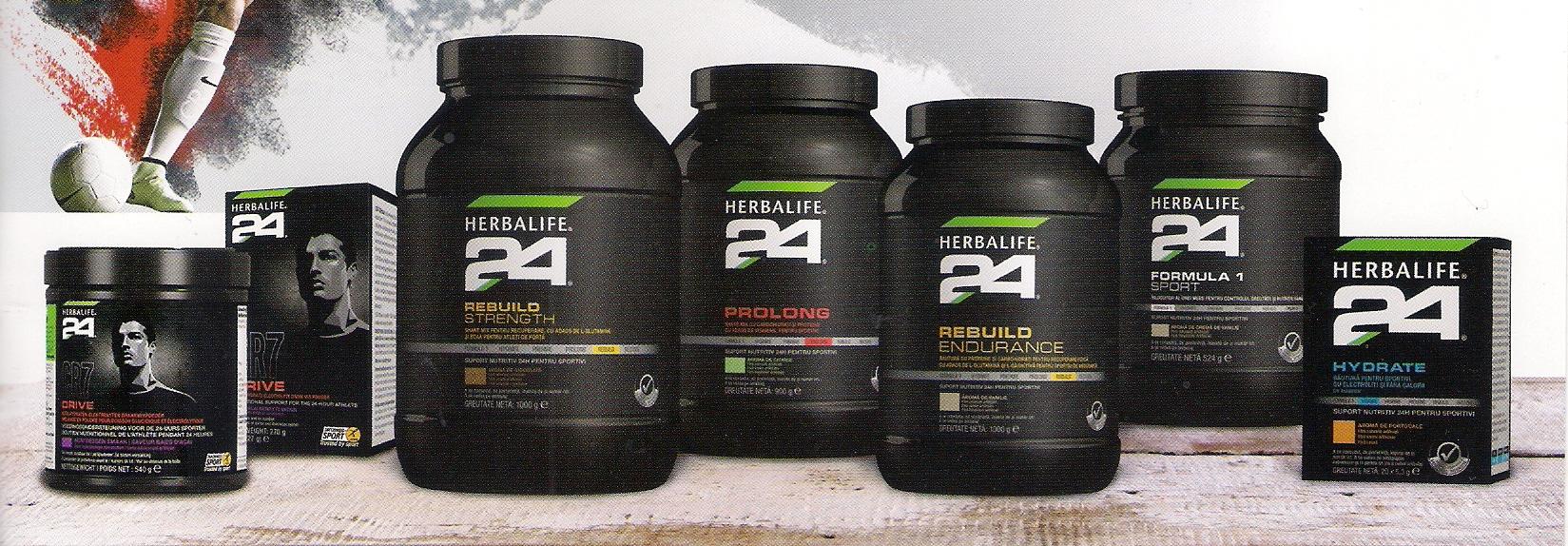fitness Herbalife H24